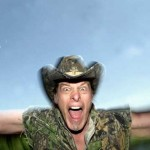 Ted-Nugent-the-clown