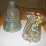bp glassworks vases