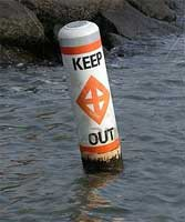 keep-out-bouy