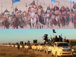 mongols-ISIS