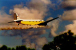 mosquito plane clouds