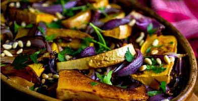 roasted-squash-red-onions