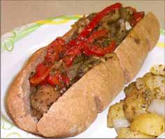sausage-peppers-onions-roll