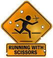 scissors running14