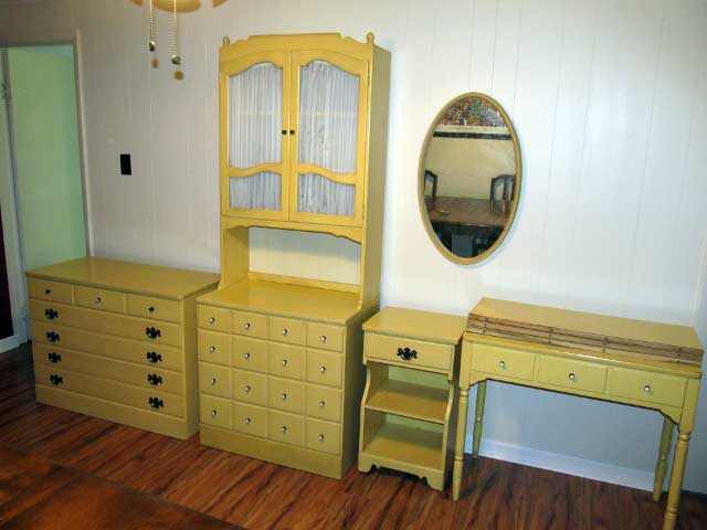 Yellow Bedroom Furniture. Excellent Brightly Painted Furniture ...