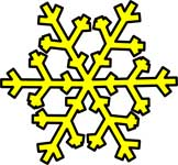 yellow-snowflake